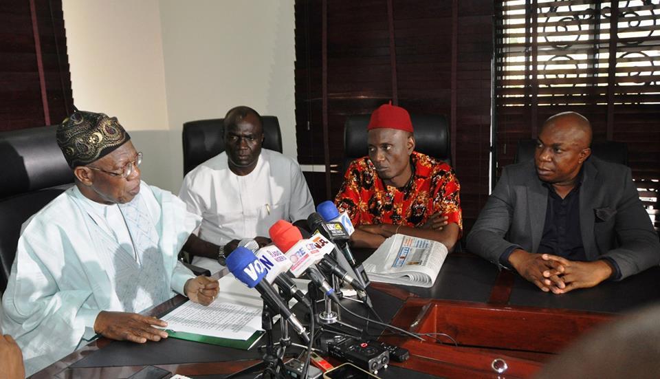2019: Nigerian Govt. begins campaign to check media organisations