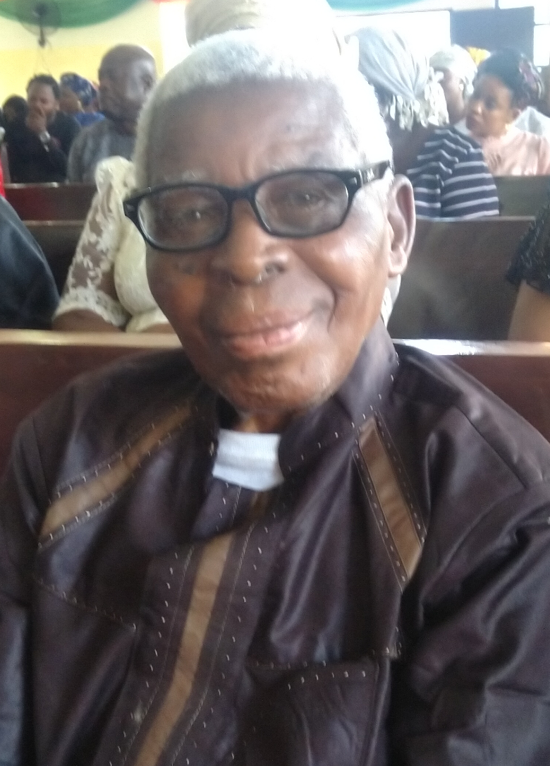 Reminiscences: 'I Met God Early, No Regrets Serving God' –Eld. Ochu @103