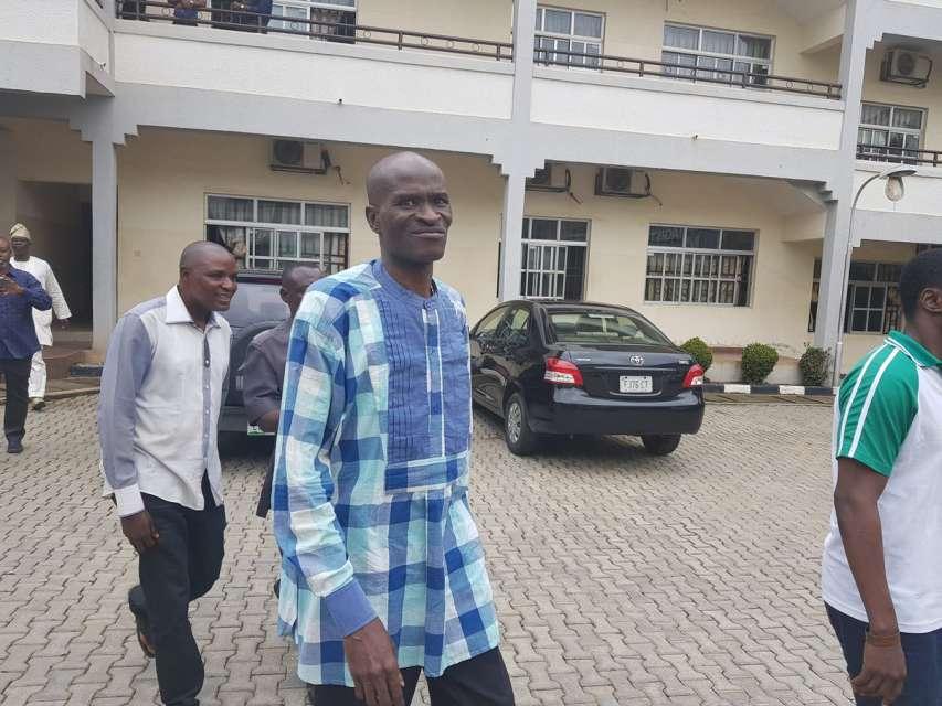'Mal-treated' Journalist Abiri sues Nigerian govt, demands N200 million