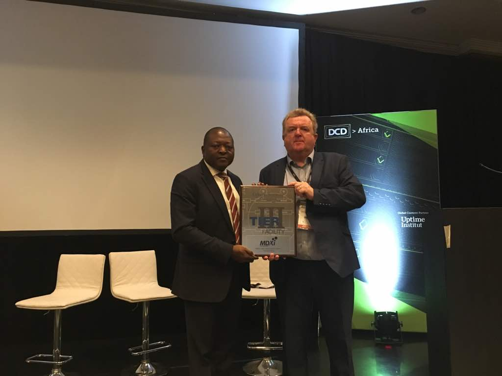 Data Centre leaders discuss Africa's digital transformation