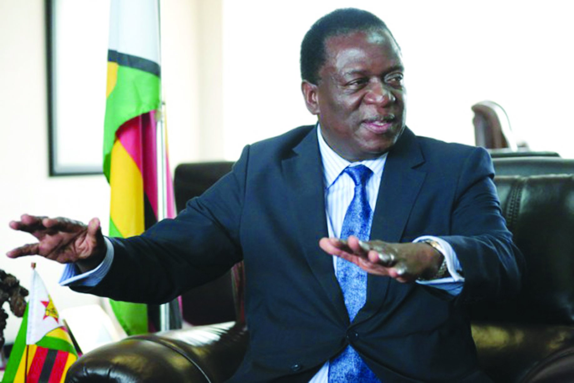 Zimbabwe: Court upholds President Mnangagwa's election
