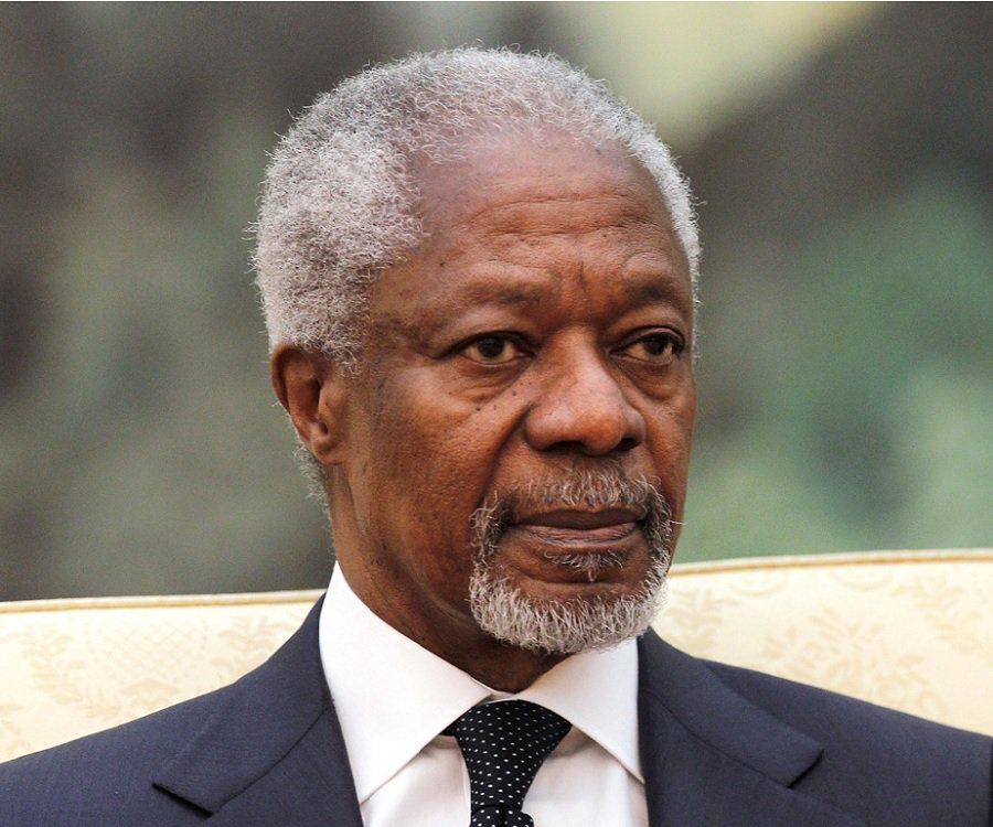 Kofi Annan turned compassion into action—UN
