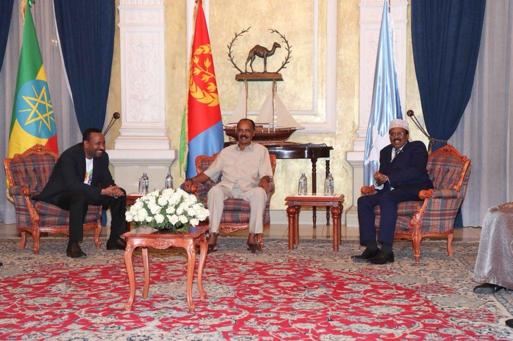 Ethiopia reopens embassy in Eritrea