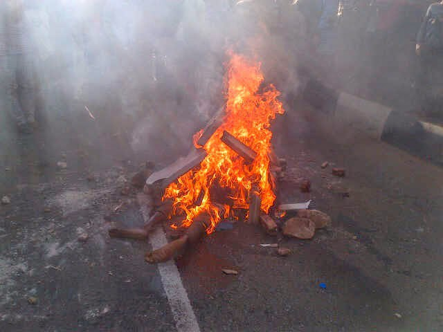Somali man burnt alive over nephew's love saga