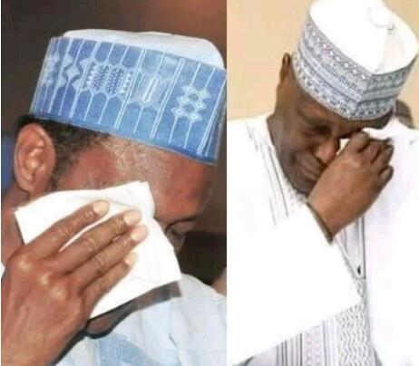 Between Atiku's and Buhari's political tears
