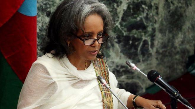 Meet Sahle-Work Zewde, Ethiopia's first female president