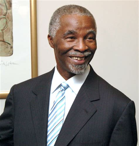 Mbeki recommends more int'l collaborations to fight Illicit Financial Flows