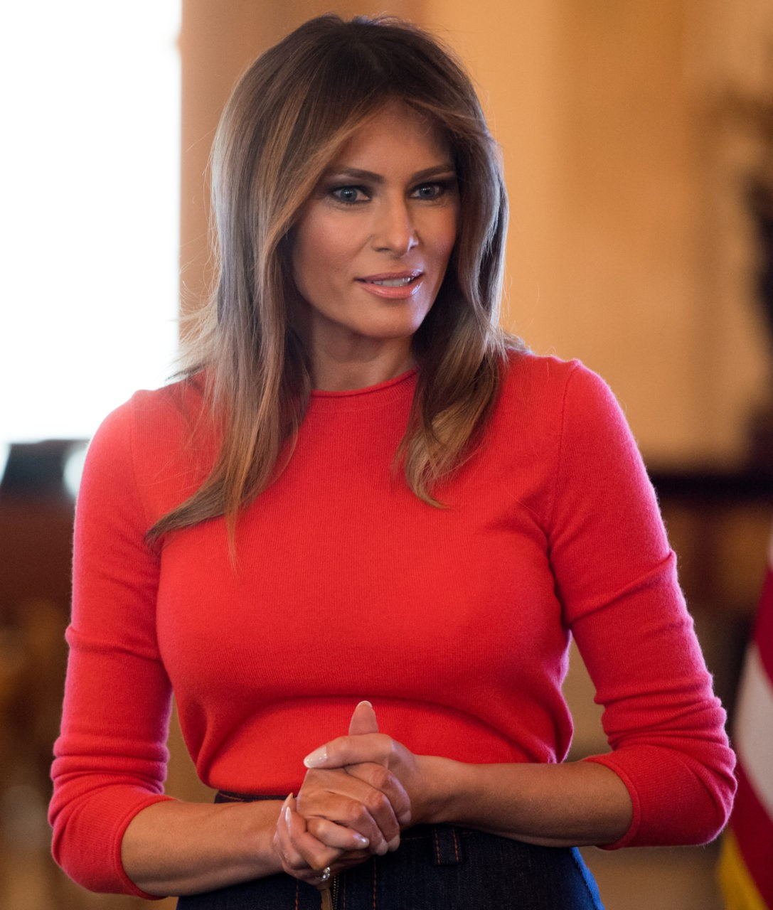 Melania Trump to tour Ghana, Malawi, Kenya and Egypt from Tuesday
