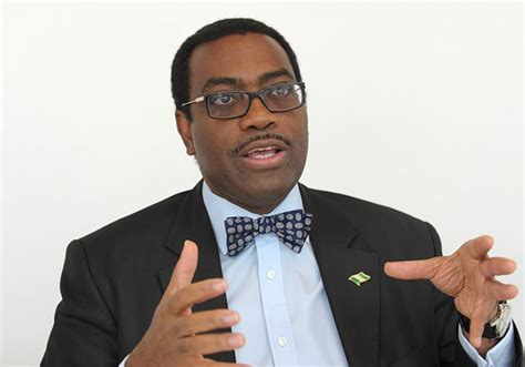 Adeshina announces fresh senior appointments in AfDB effective Jan, 2019
