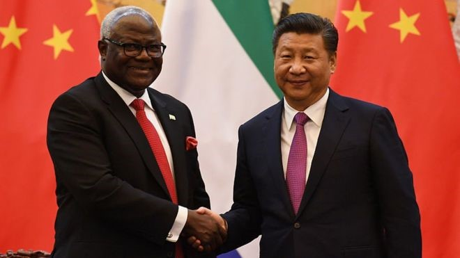 Sierra Leone cancels $400m China-funded Airport project
