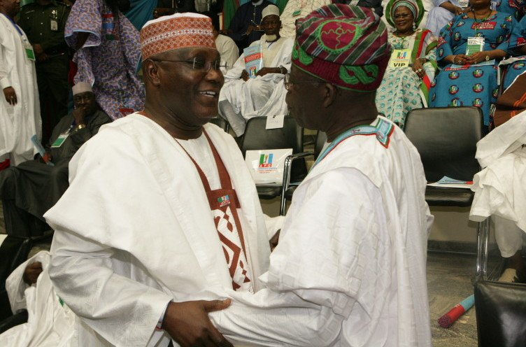 PDP Carpets Tinubu over mock comments on Atiku