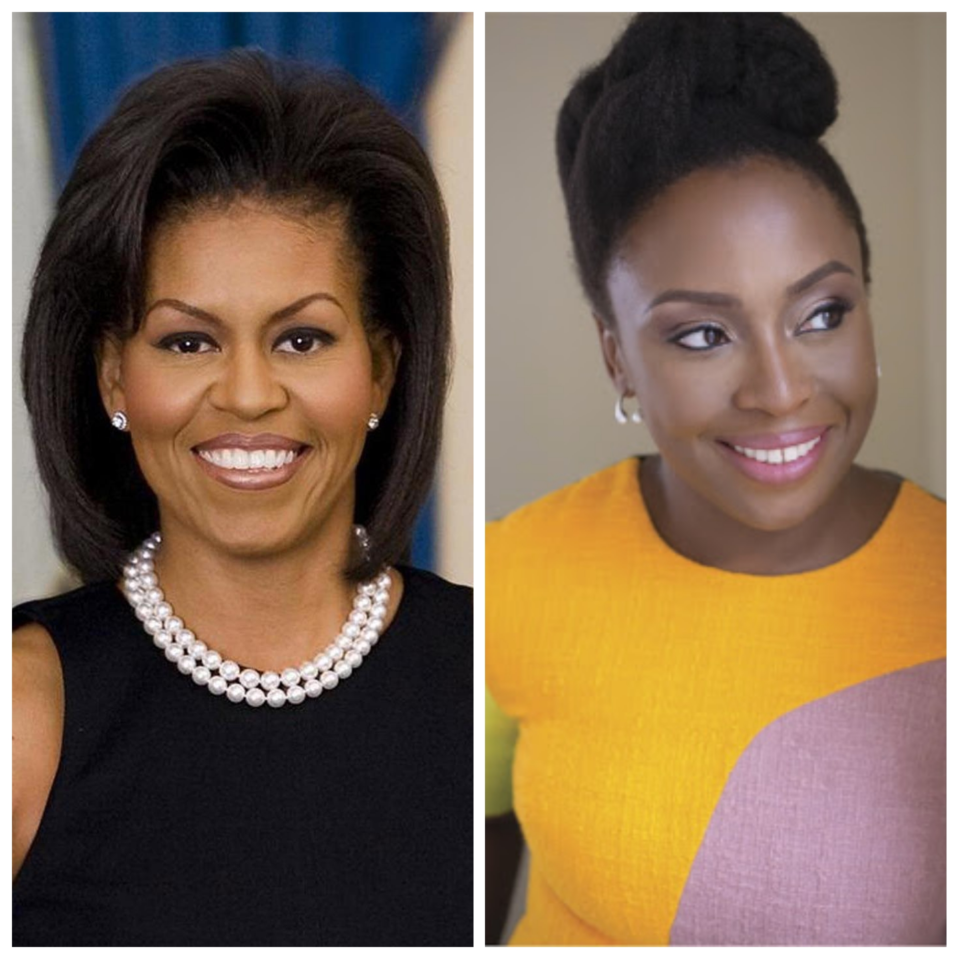 Adichie to moderate Obama's book event on December 3rd