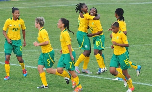 South African women win Nigerians' in AWCON games