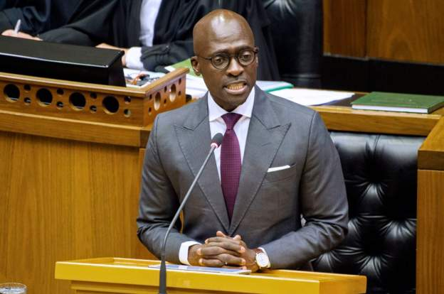 South African Minister Gigaba resigns after his masturbation video leaked
