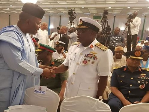 Service Chiefs at Buhari's campaign launch allowed Boko Haram to attack Metele — Atiku