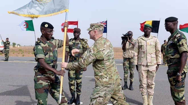 US to remove troops from Nigeria, Libya, others