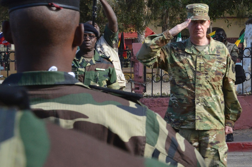 US to remove hundreds of troops from Nigeria, Libya, others