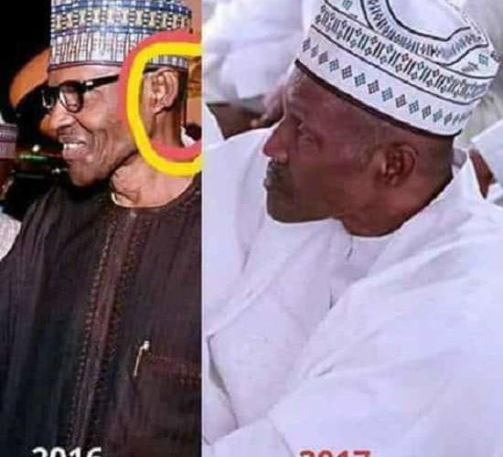 I'm  no clone, says Nigeria's President, Buhari