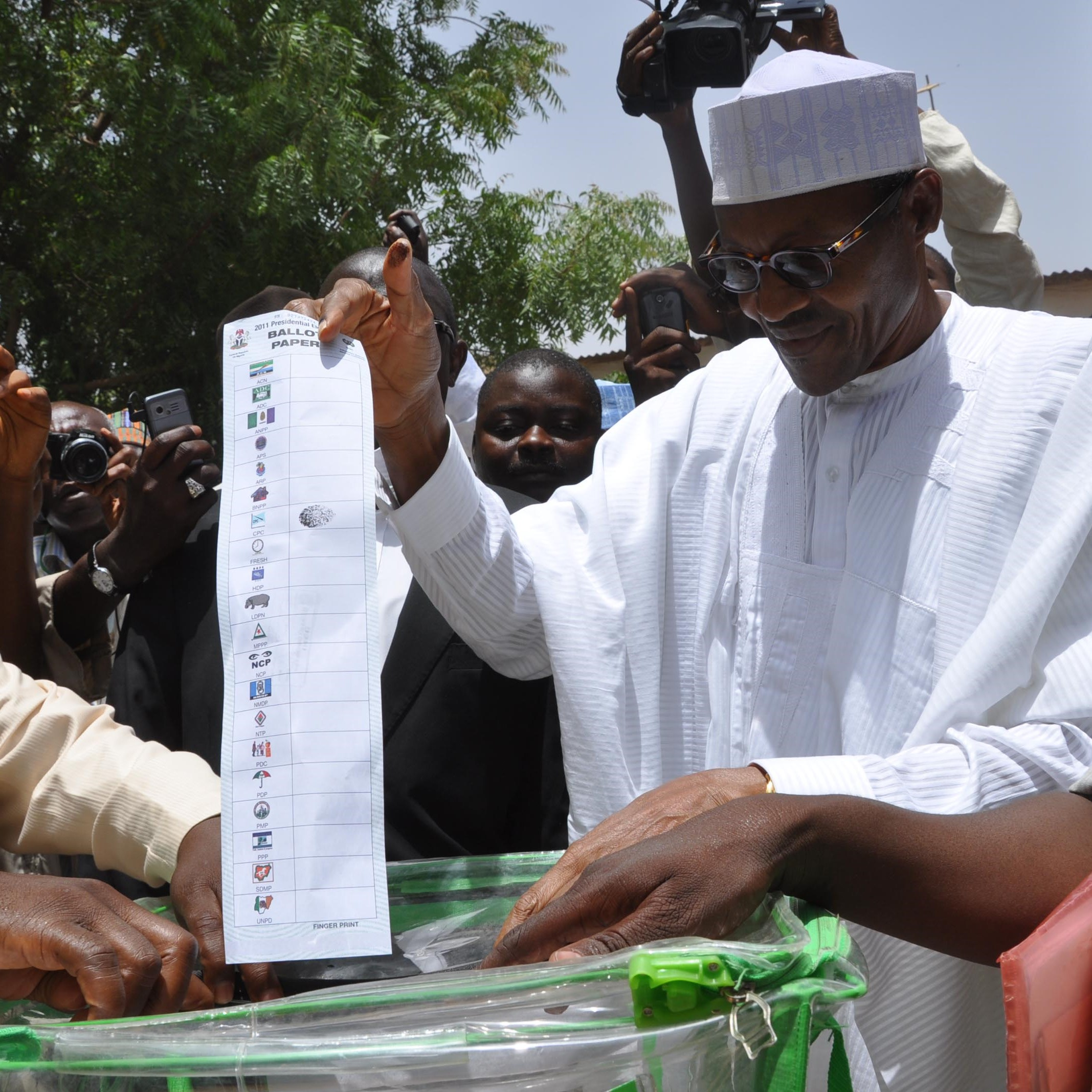 OPINION: Nigeria moves two steps backwards on election transparency by Fatoumata Oumar