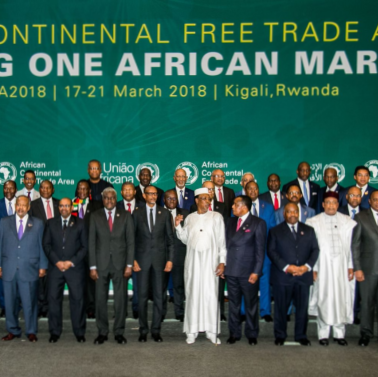 UN praise African countries for signing on Free Trade Zone