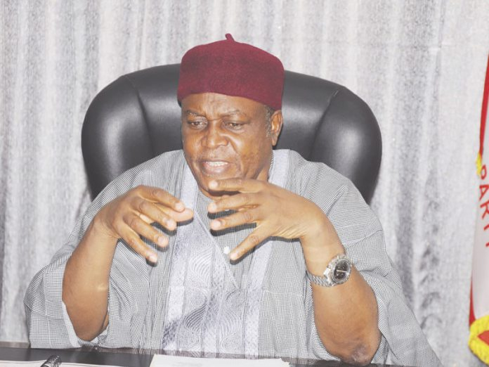 Nigeria: PDP alleges plans by APC to derail elections in Taraba, other states