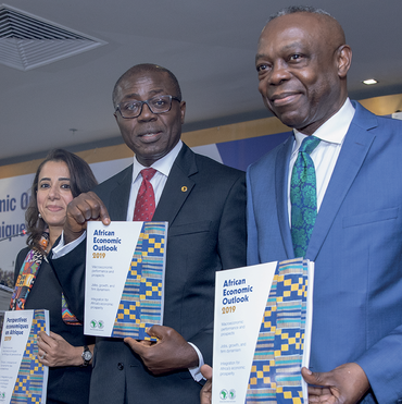 AfDB presents 2019 African Economic Outlook to AU on Friday
