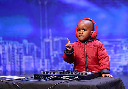 VIDEO: S/Africans celebrate 'Youngest DJ in the world', DJ Arch Jnr