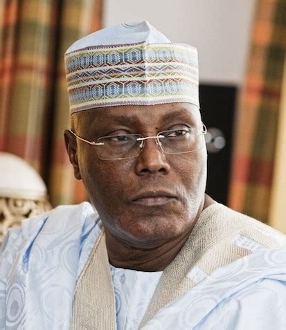 Atiku writes France, UK, US, Germany, lists cases of 'subversion of Rule of Law' by Buhari