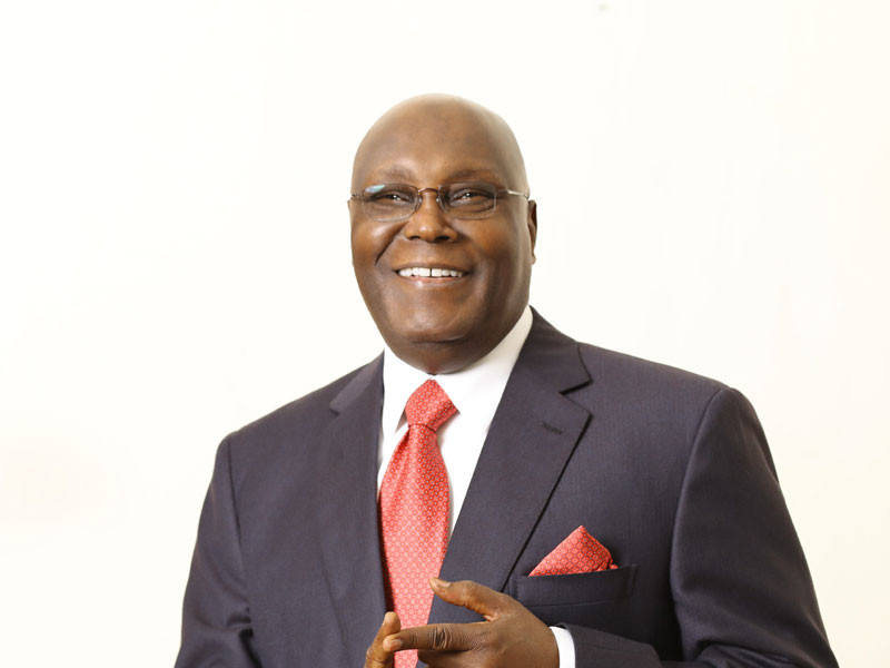 I will only accept election result if they are free, fair and credible—Atiku