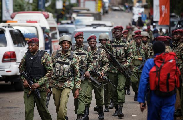 Coffee vendor 'recognises' one of Kenya hotel attackers as client