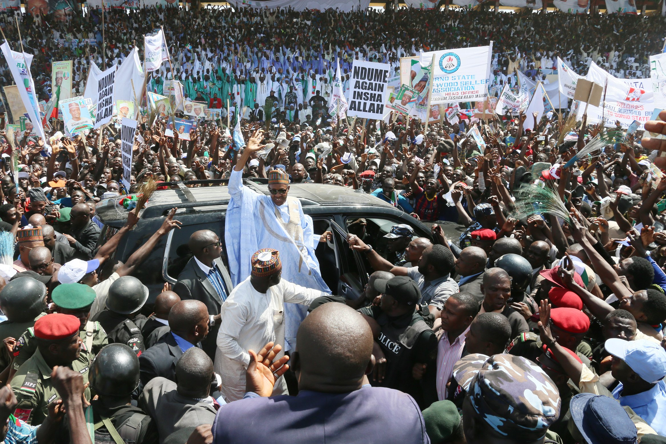 OPINION: Millions of Buhari's extreme supporters do not have reason