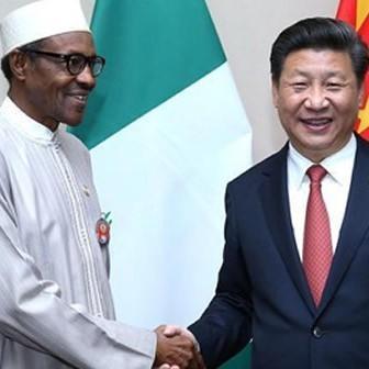 China congratulates Buhari on re-election