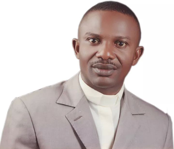 Your Chaperon when you are afflicted, By Rev. Edet E. Umo