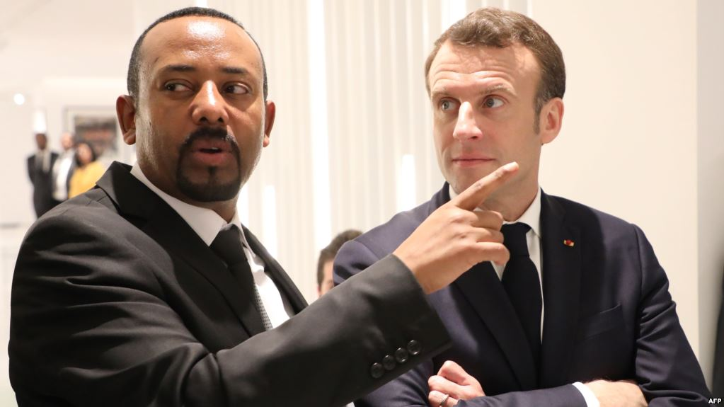 France, Ethiopia Sign Pact for Military Cooperation