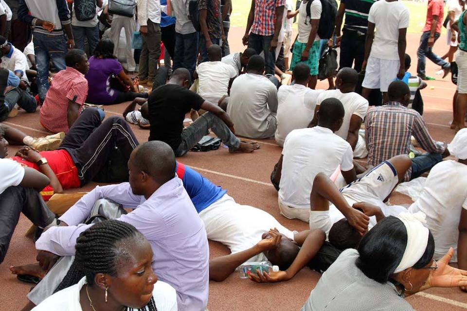 Deportation row between Nigeria and Ghana