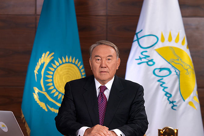 Kazakh president Nazarbayev resigns after 29 years in power