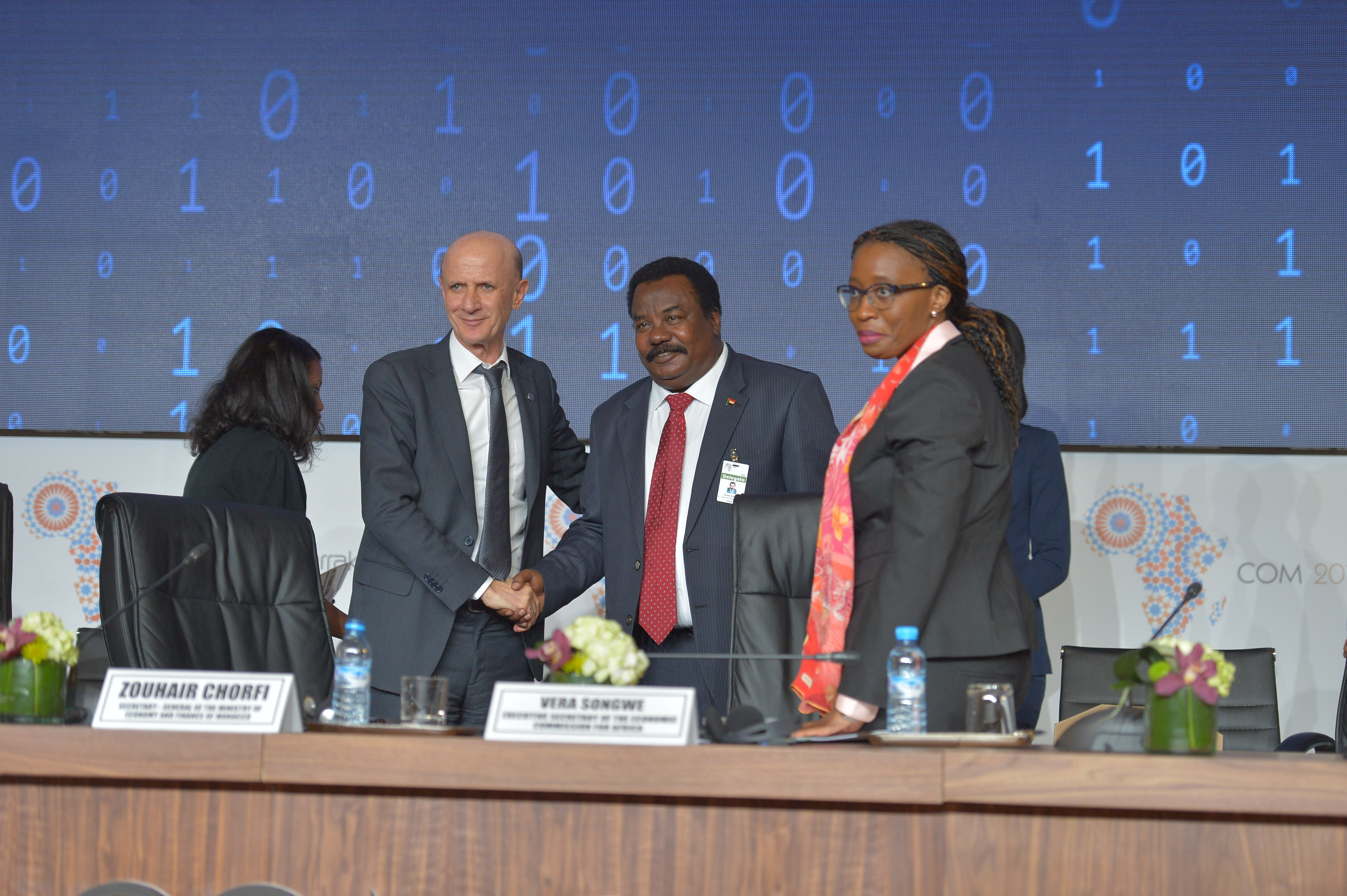 Digital Economy for Africa on Front Burner as Ministers' Conference kicks off in Marrakesh