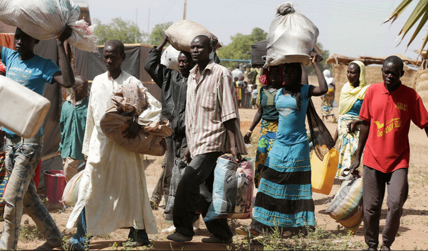 UN says Borno unsafe as 30, 000 Nigerians return from Cameroon