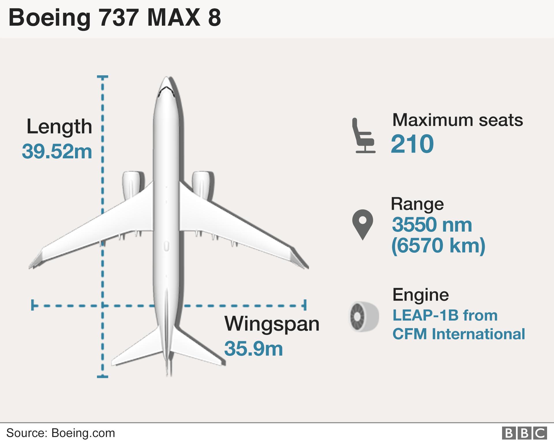US FAA says Boeing 737 Max 8 is airworthy