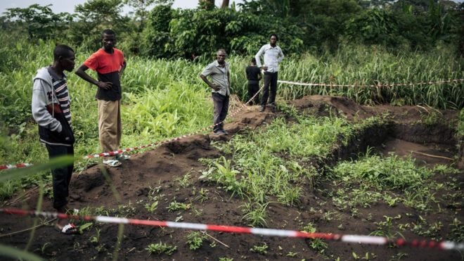 At least 500 killed in Congo last December, says UN report