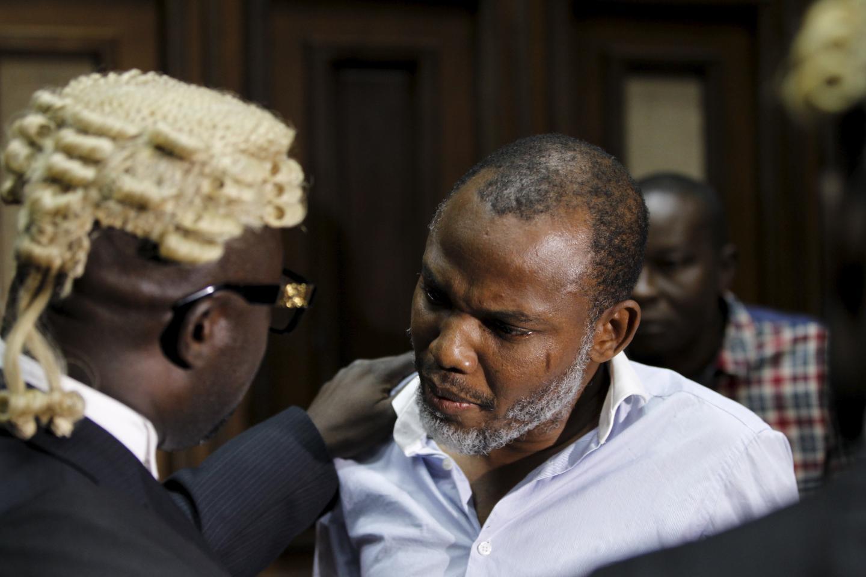 Nigerian Court orders re-arrest of Kanu, Biafra Separatist leader