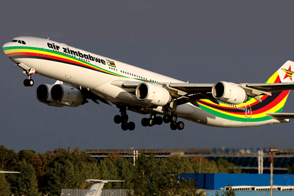 Air Zimbabwe's only working aircraft grounded after fire incident