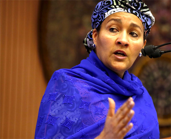 UN Deputy Secretary-General, Mohammed, hints on contesting Nigeria's Presidency in 2023