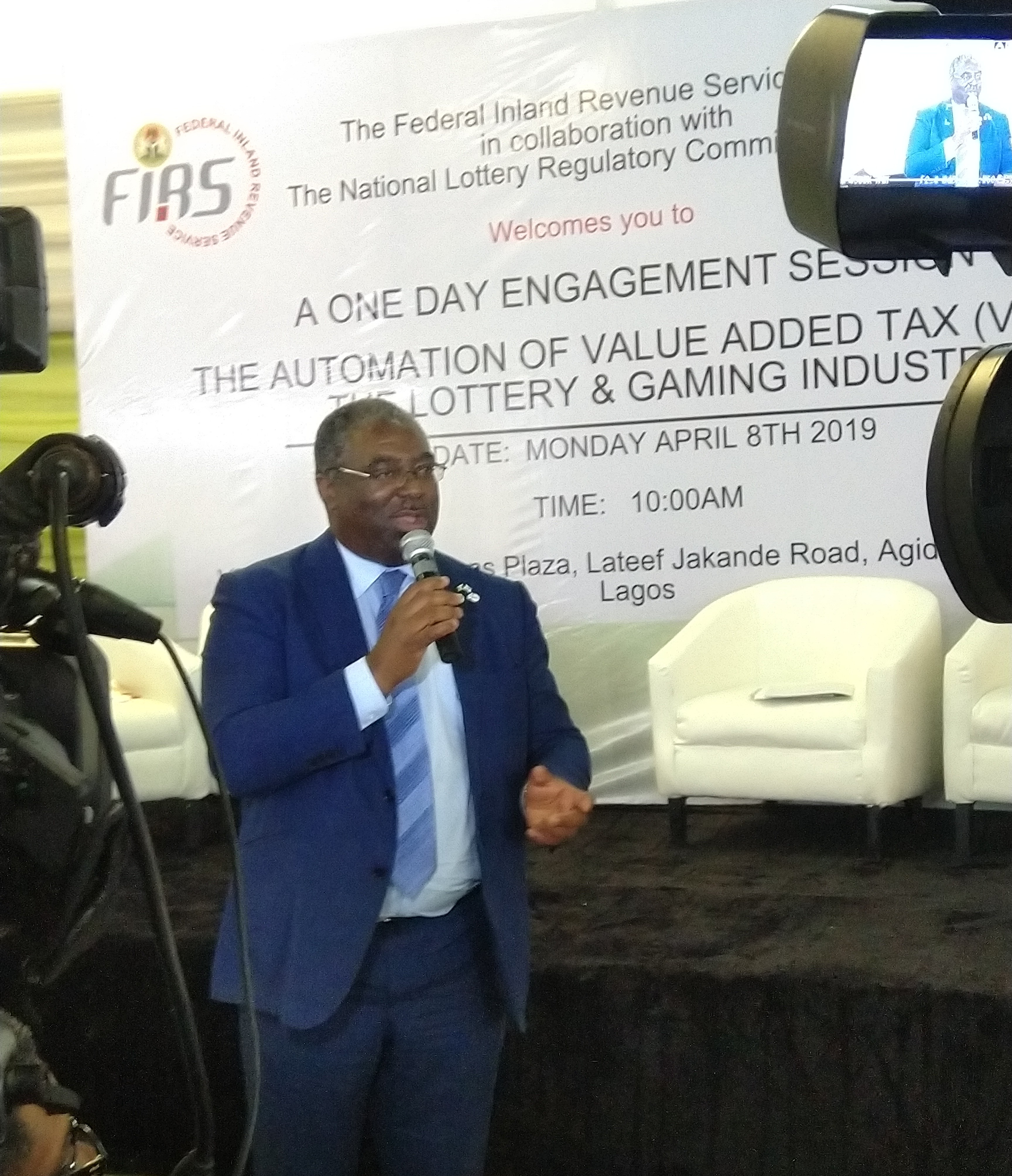 Lottery players in Nigeria will pay additional 5% to Govt. as VAT