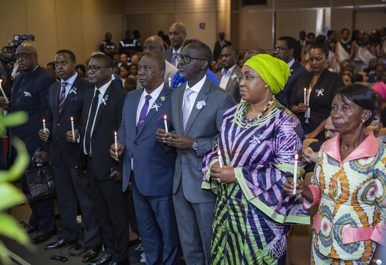 #Kwibuka25: How AfDB commemorated Rwanda Genocide