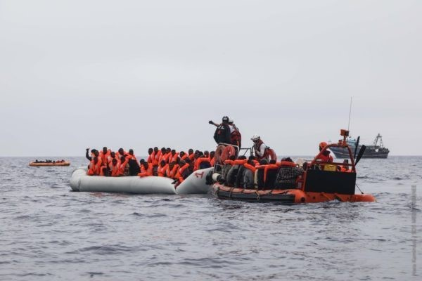 13000 illegal migrants returned to Nigeria in two years, says IOM
