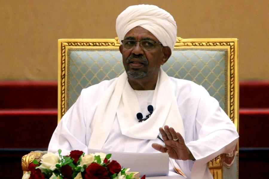 Sudan ex-ruler Omar al-Bashir has been moved to maximum prison
