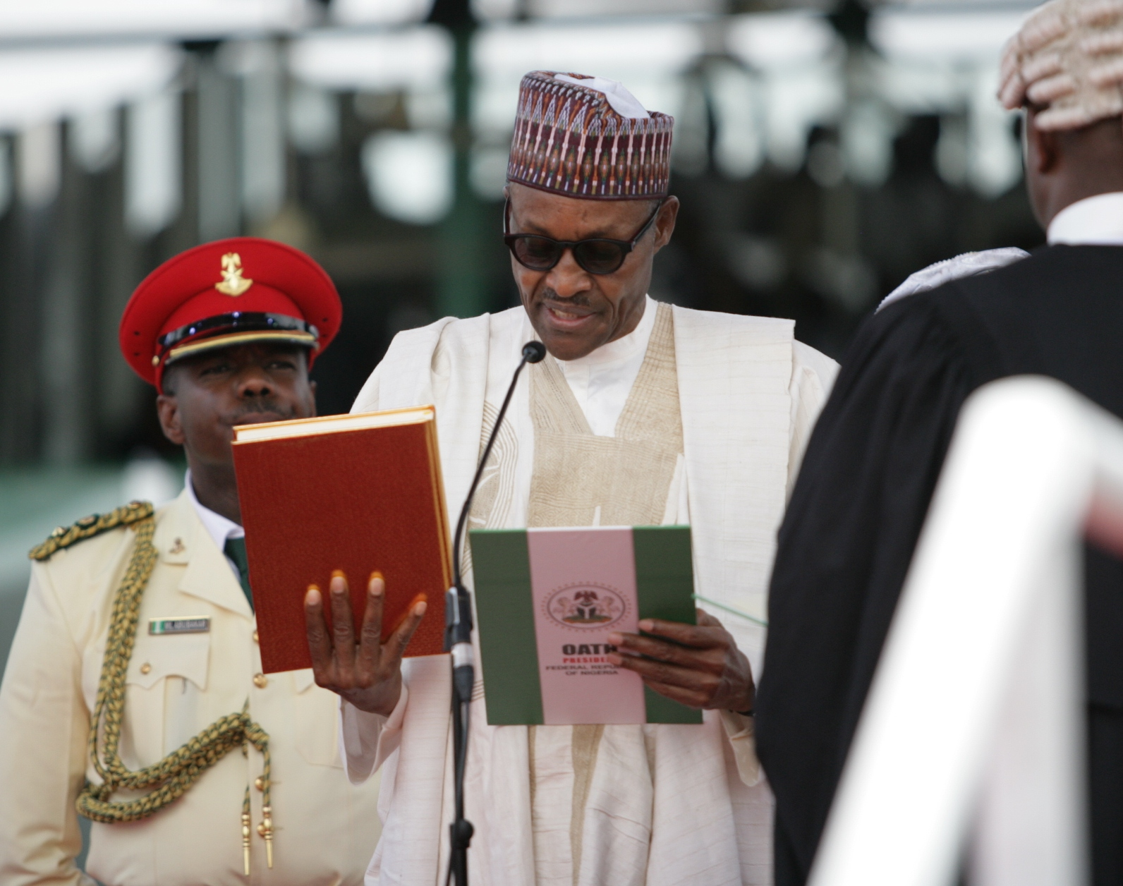 Buhari Begins 'Next-Level' Term Wednesday, But Nothing Will Change