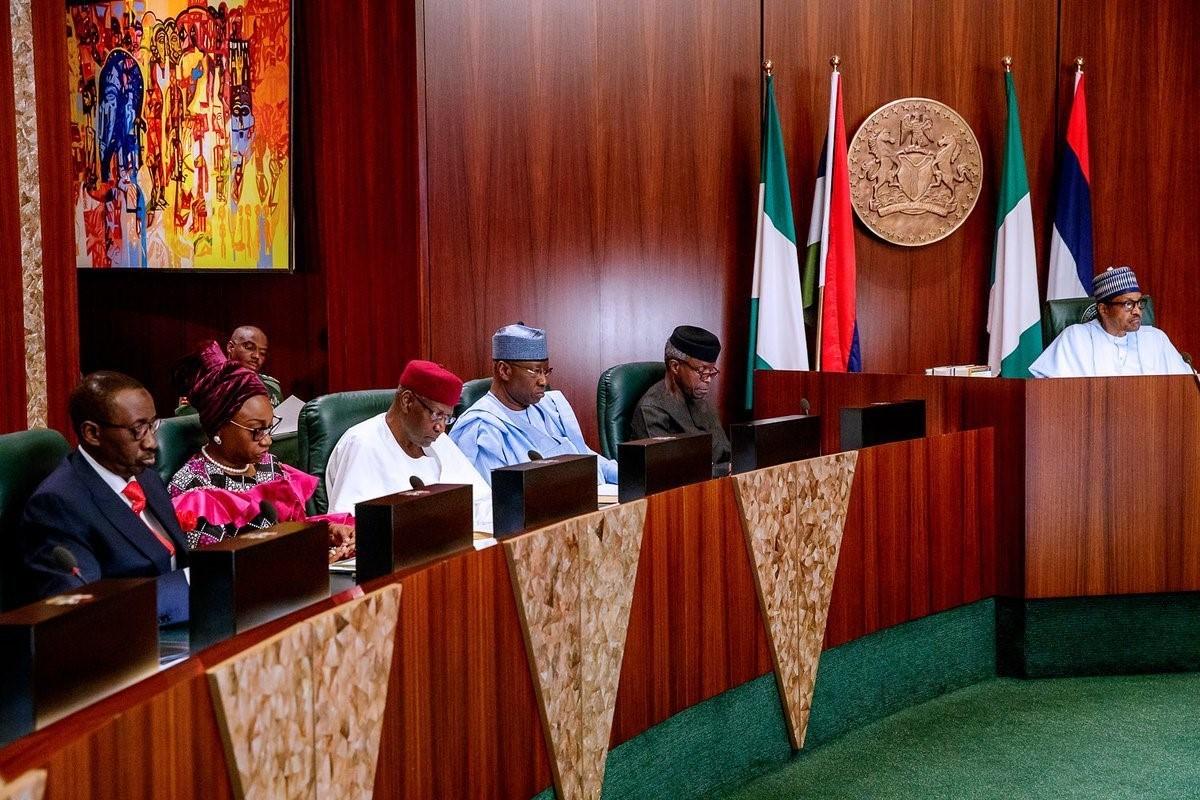 Valedictory FEC: We inherited broken economy, insecurity, Says Buhari