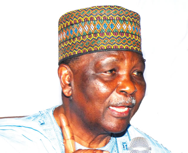 Nigeria's war hero Gowon, 84, slumps at funeral event in Delta